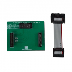 SF100 Bottom Board V3 With Cable, For 25 Series - SF100-Bottom-Board-V3-PKG