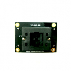 MLP8 5x6 Adaptor(Open Top) SPI-0127-WSON008-050060-01B