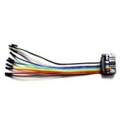 10-Pin ISP Split Cable (2.54mm) ISP-SP-CB-3