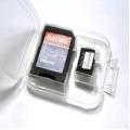MicroSD Card with SD Adaptor - MICROSD-SDAD-4G