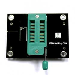 DIP8 Adaptor SPI-0254-PDIP014-300mil-01A