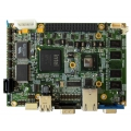 Fanless Dual core ATOM Mainboard - BS-EC3-1896