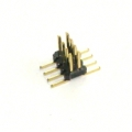 1.27mm 2x4 SMT male header(50 pieces, 10.3mm) - HD-1