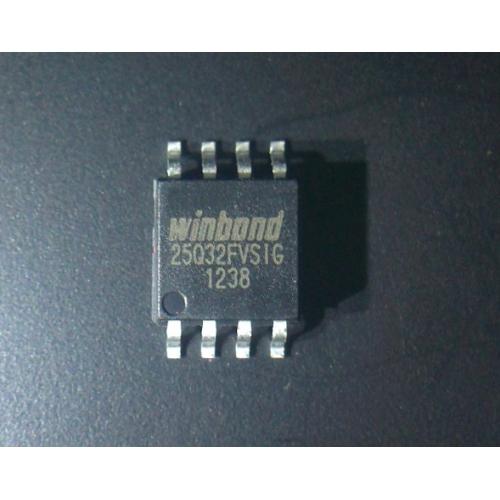 10pcs W25Q32JVSSIQ IC FLASH 32MBIT 104MHZ 8SOIC Memory chip