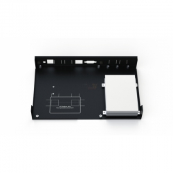 Enclosure with HDD, WiFi - Black - CXM-CASE1BLK