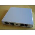 Enclosure 2 LAN USB old revision for alix2 case1d1u0