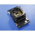 BGA24 6x8 (5x5 ball contact Matrix) Adaptor - SPI-0100-BGA024-060080-01A02