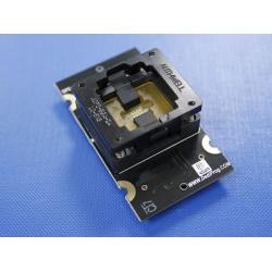 BGA24 6x8 (5x5 ball contact Matrix) Adaptor - SPI-0100-BGA024-060080-01A02