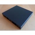 Enclosure 2 LAN USB black case1d1blku