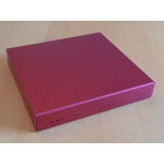 Enclosure 3 LAN USB red case1d2redu