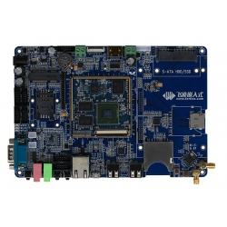 Freescale(NXP) i.MX6 single board computer/ARM development board  - i.MX6Q