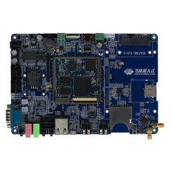 Freescale(NXP) i.MX6 single board computer/development board  - i.MX6DL