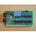 PCI POST code display post4d