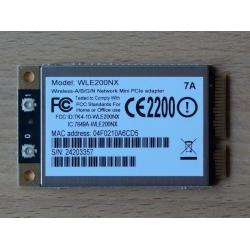 802.11 a/b/g/n miniPCI express radio - wle200nx