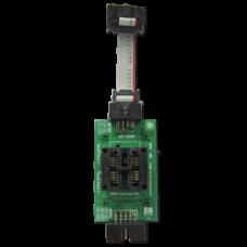BBF-D8W: Backup Boot Flash Module-Dual SO8W[207mil]