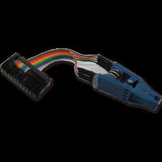 EM-TC-8: SO8 Testclip With 2x10 Connector