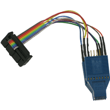 EM-TC-16: SO16W Testclip With 2x10 Connector