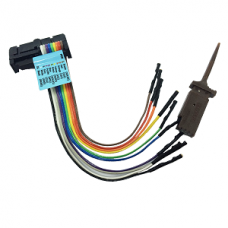 EM-SP-CB: 10-Pin Split Cable With 2x10 Connector