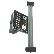 ISP-ADP-127: SF100 Adaptor TO 1.27mm 2x4 ISP Cable