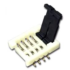SOK-SPI-WSON56: WSON8 5*6 SMT Socket [MOQ:5PCS]