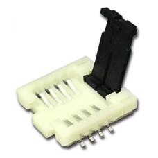 SOK-SPI-WSON68: WSON8 6*8 SMT Socket [MOQ:5PCS]