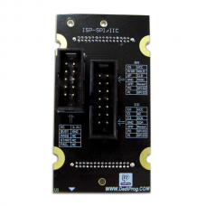 ISP-SPI-IIC: ISP adaptor for SPI and IIC [Pin compatible with EE100]