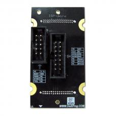 ISP-uWire: ISP adaptor for uWrie [Pin compatible with EE100]